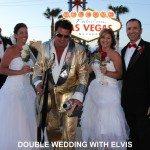 Vegas simple weddings double weddings